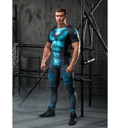 Rashguard Men DARK ANGEL