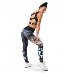 High-Waisted leggings WILD ENERGY